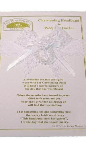 Christening Accessories & Gifts